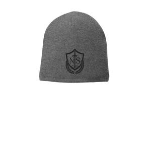 360° CQD Embroidered Beanie (Grey/Black)